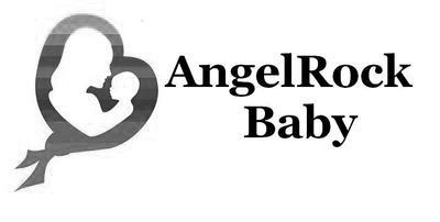 Angelrockbaby_logga_svartvit
