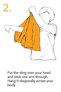 Prepare the sling2-01